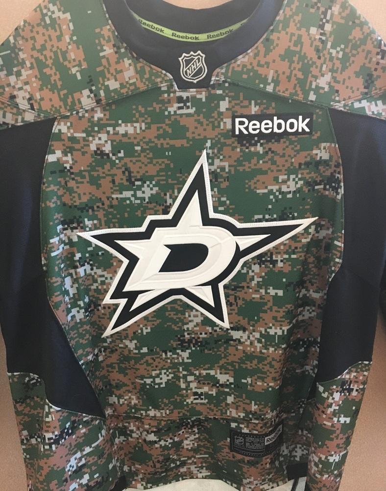 dallas stars military jersey 7b868c