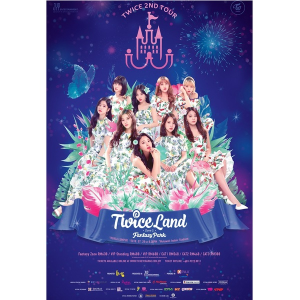 Click to view Hi-Touch Experience with Twice in Kuala Lumpur.