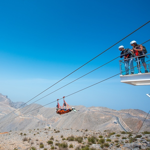 Click to view Spike Your Adrenaline with Hilton Al Hamra Beach & Golf Resort.