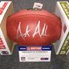 NFL - Buccaneers Austin Allen signed authentic football