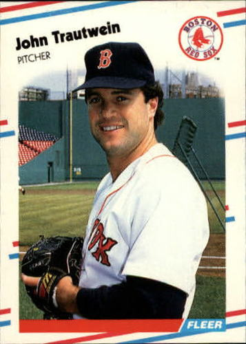 Photo of 1988 Fleer Update #10 John Trautwein