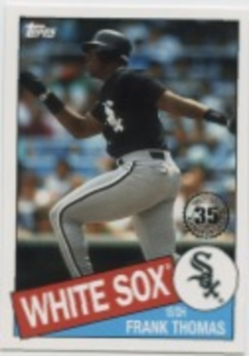 Photo of 2020 Topps '85 Topps #8532 Frank Thomas