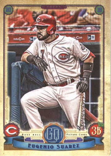 Photo of 2019 Topps Gypsy Queen #72 Eugenio Suarez