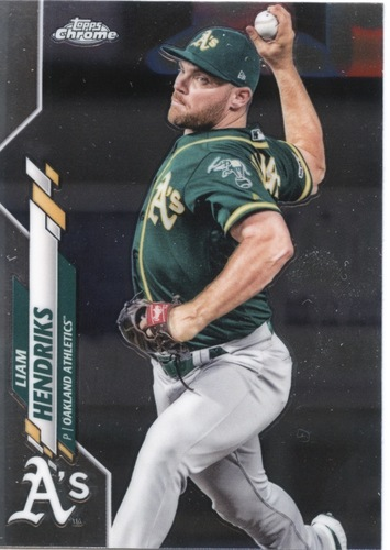 Photo of 2020 Topps Chrome #2 Liam Hendriks