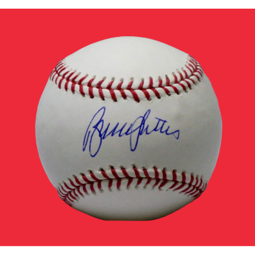 Photo of Bruce Sutter Autographed Baseball