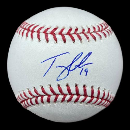 Photo of Tommy Edman Autographed Baseball