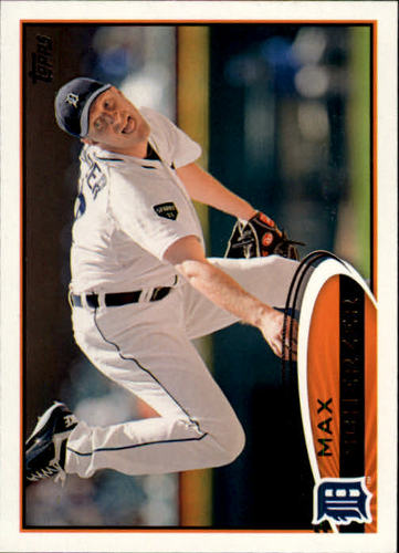 Photo of 2012 Topps #162 Max Scherzer