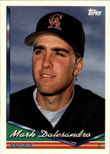 Photo of 1994 Topps Traded #34T Mark Dalesandro RC