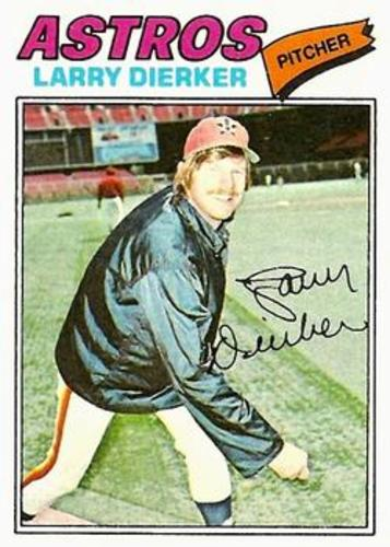 Photo of 1977 Topps #350 Larry Dierker