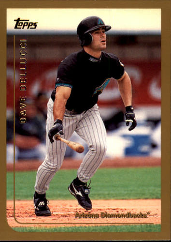 Photo of 1999 Topps #165 David Dellucci