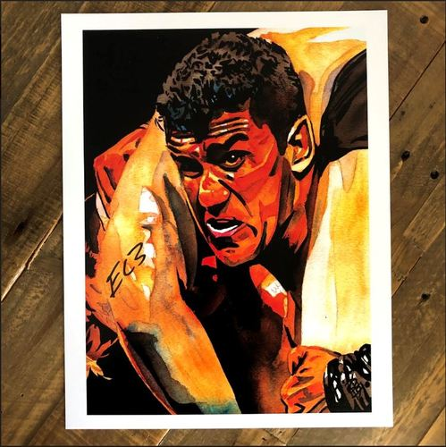 Photo of EC3 SIGNED 11 x 14 Rob Schamberger Print