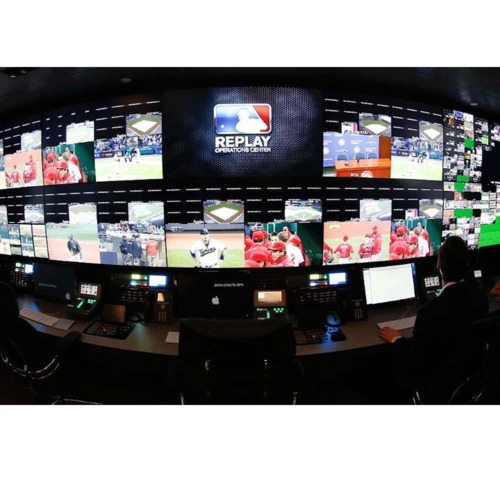 Photo of UMPS CARE AUCTION: Tour of MLB Replay Operations Center in New York City for 4, plus $100 Gift Card to Foley's NY Restaurant and Pub