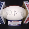 NFL - Vikings Danielle Hunter Signed Panel Ball