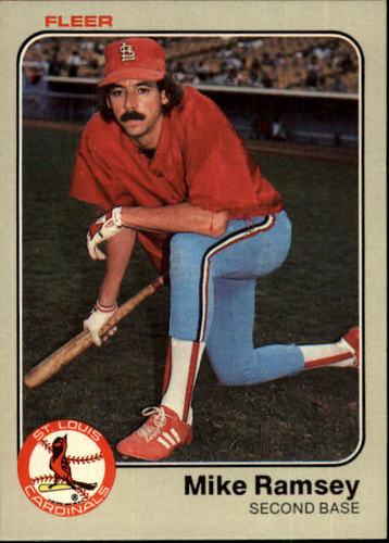 Photo of 1983 Fleer #19 Mike Ramsey