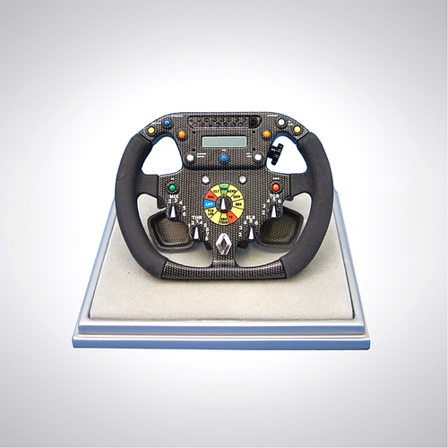 Photo of Renault F1 Team R26 1:4 Scale Steering Wheel