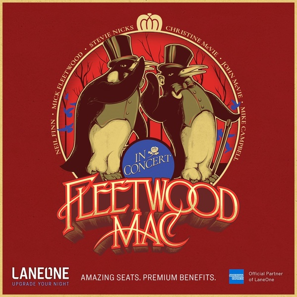 Click to view Fleetwood Mac Premium Concert Experience.