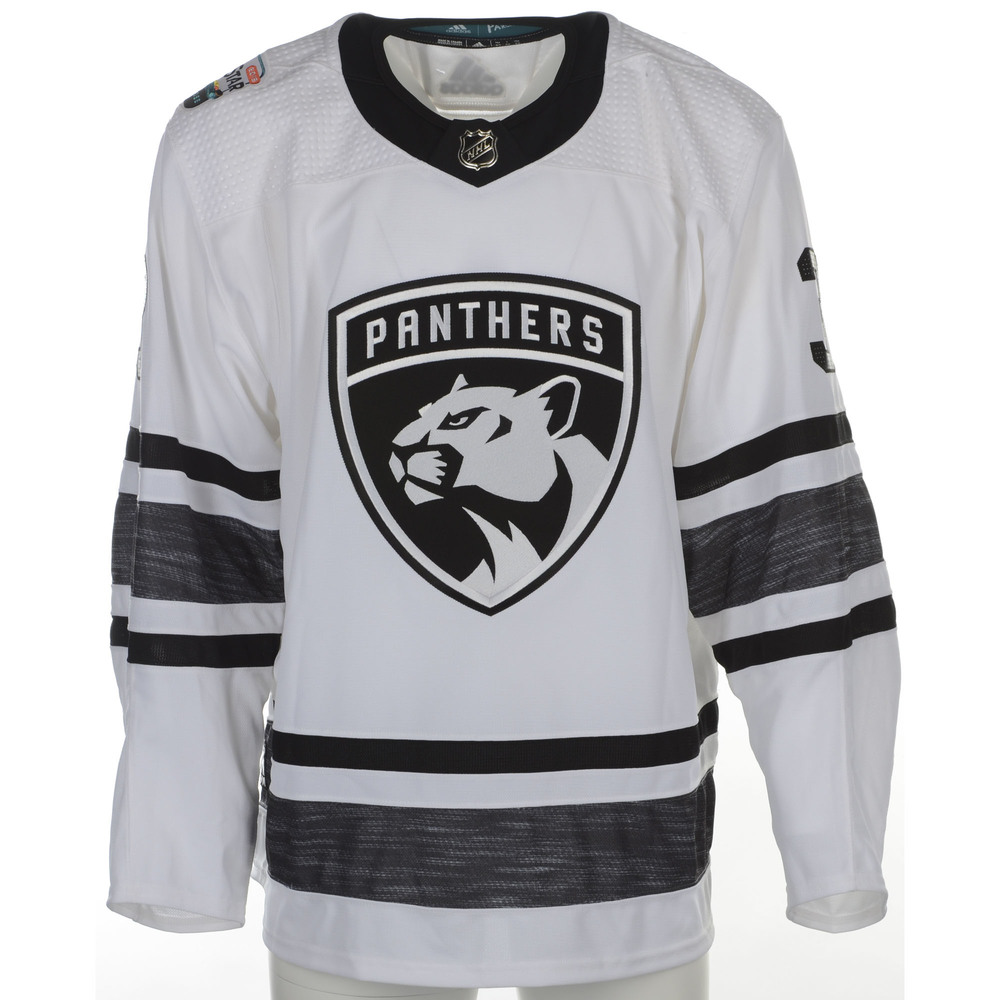 Keith Yandle Florida Panthers Player-Issued 2019 All-Star Game Jersey 090921d97