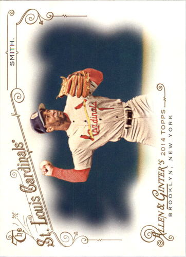 Photo of 2014 Topps Allen and Ginter #232 Ozzie Smith