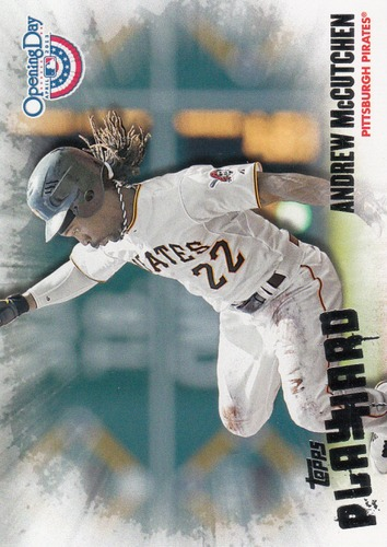 Photo of 2013 Topps Opening Day Play Hard #PH15 Andrew McCutchen