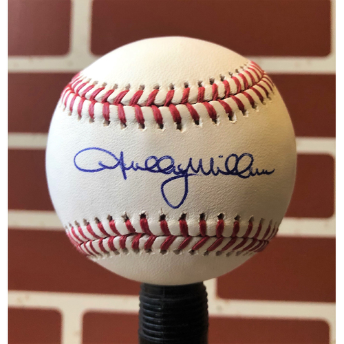 Photo of Shelby Miller Autographed Baseball