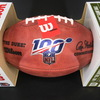 Chargers - Keenan Allen Signed Authentic Football With 100 Seasons Logo
