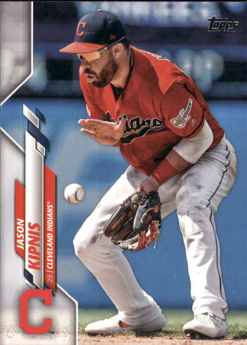 Photo of 2020 Topps #284 Jason Kipnis
