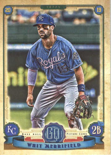 Photo of 2019 Topps Gypsy Queen #82 Whit Merrifield
