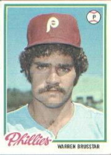 Photo of 1978 Topps #297 Warren Brusstar DP RC