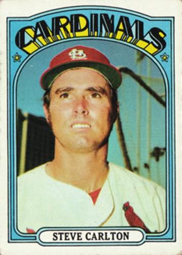 Photo of 1972 Topps #420 Steve Carlton