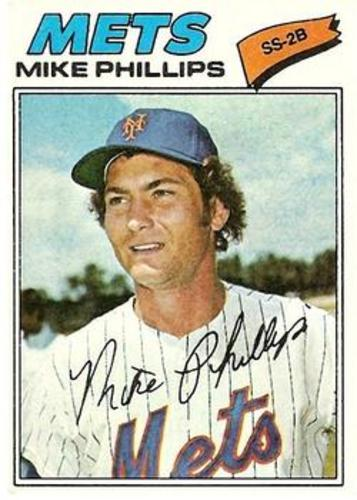 Photo of 1977 Topps #352 Mike Phillips