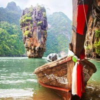 Photo of Phuket Island Escape in Thailand - click to expand.