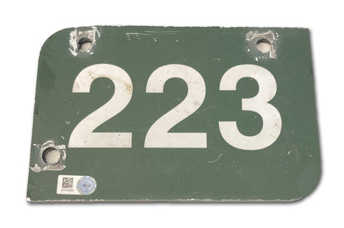 Photo of Wrigley Field Collection -- Concourse Sign - '223'