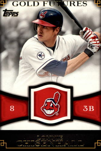 Photo of 2012 Topps Gold Futures #GF45 Lonnie Chisenhall