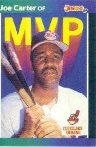 Photo of 1989 Donruss Bonus MVP's #BC3 Joe Carter