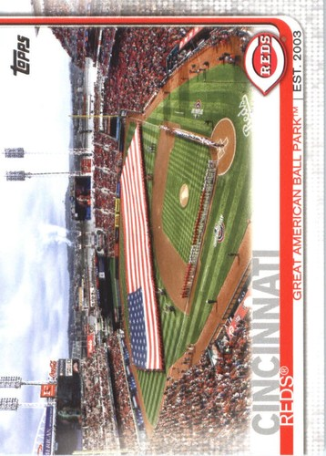 Photo of 2019 Topps #691 Great American Ball Park
