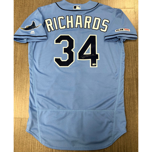 Photo of Autographed Jersey: Trevor Richards