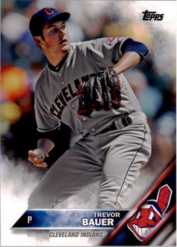 Photo of 2016 Topps #193 Trevor Bauer