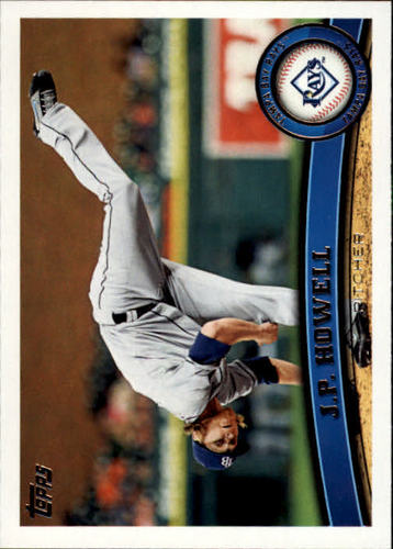 Photo of 2011 Topps Update #US206 J.P. Howell