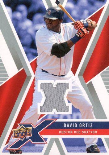 Photo of 2008 Upper Deck X Memorabilia #DO David Ortiz