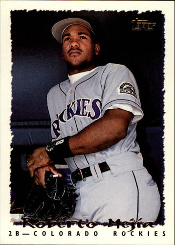 Photo of 1995 Topps #169 Roberto Mejia