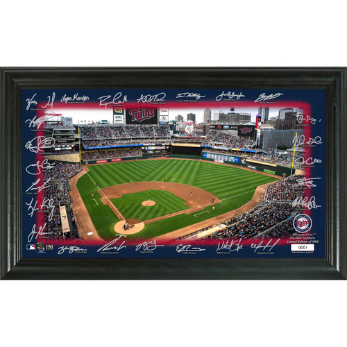 Photo of Minnesota Twins Signature Field Photo Frame
