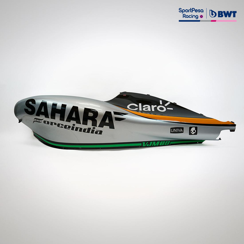 Photo of Force India F1 Team 2015 Sidepod