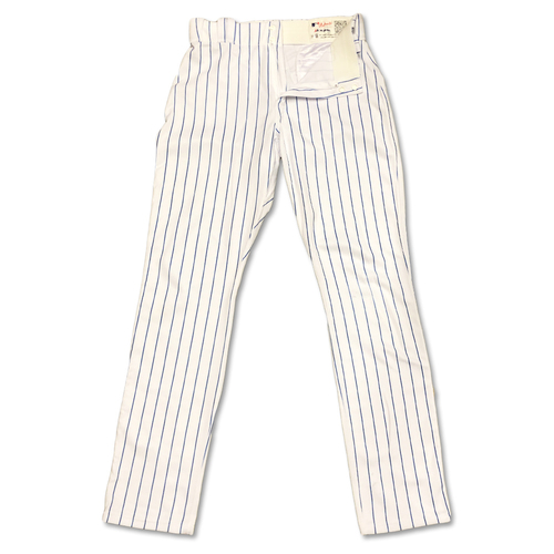 Photo of Amed Rosario #1 - Team Issued White Pinstripe Pants - 2019 Season
