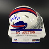 Bills - Cody Ford Signed Mini Helmet