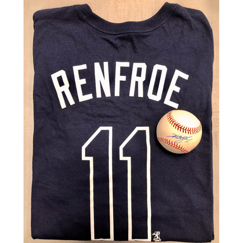 Photo of Rays Baseball Foundation Player Package: Hunter Renfroe