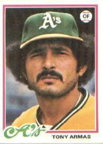 Photo of 1978 Topps #298 Tony Armas