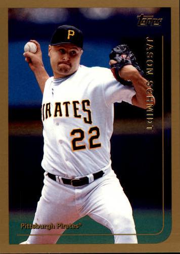 Photo of 1999 Topps #168 Jason Schmidt