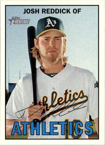 Photo of 2016 Topps Heritage #143 Josh Reddick