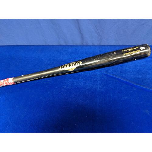 Photo of Game Used Broken Bat: Andrelton Simmons Single - 8/15/18 LAA vs. SD