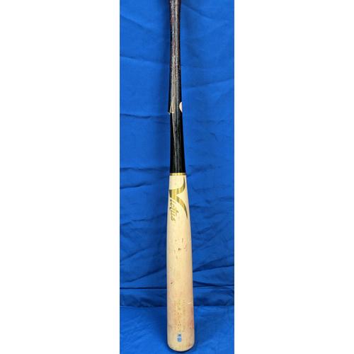 Photo of Kole Calhoun Game-Used Broken Bat Single
